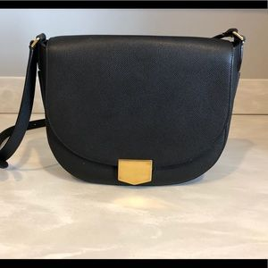 Celine Medium Trotteur Shoulder-bag Black